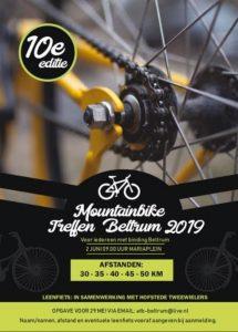 Mountainbike treffen Beltrum Veldtoertocht voor alle inwoners van Beltrum. Start 09.00 uur