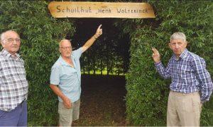 Schuilhut Henk Wolterinck