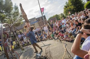 Festunique + Bloemencorso + Straattheater+ Volksfeest Beltrum