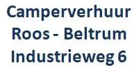 Camperverhuur  Roos, Industrieweg 6, Beltrum